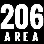 Logo 206area.com